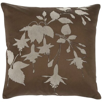 Taffeta Flock Pillow