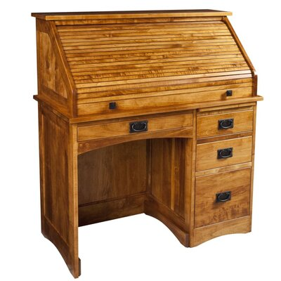 Chelsea Home Columbia Secretary / Roll Top Desk