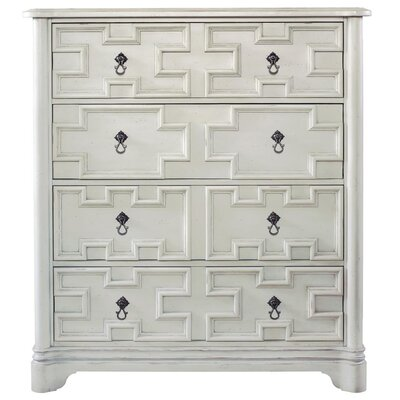 HGTV Home Caravan 4 Drawer Chest