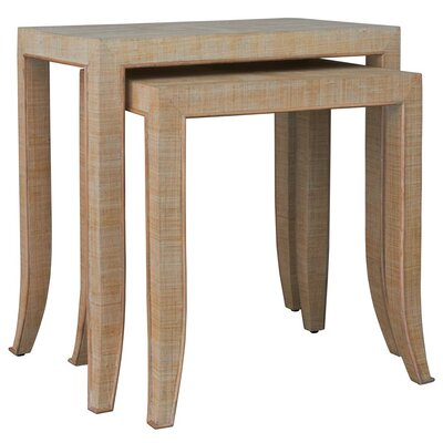 HGTV Home 2 Piece Nesting Tables