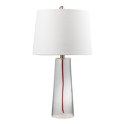 "HGTV Home Graphic Control 26"" H Table Lamp"