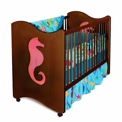 Room Magic Tropical Seas 2-in-1 Convertible Crib