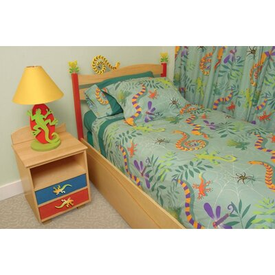 Room Magic Little Lizard Full Bedding Collection