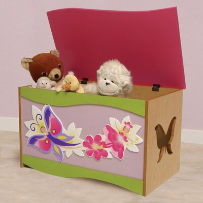 Room Magic Magic Garden Toy Box