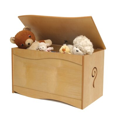 Natural Toy Box
