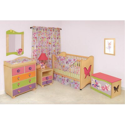 Room Magic Magic Garden Garden Nursery Bedroom/Bedding Set
