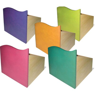 Room Magic Tropical Storage Boxes (Set of 5)