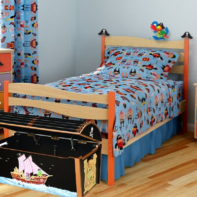 Room Magic Pirate Pals Twin Bed