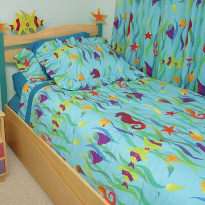 Tropical Seas Full Bedding Collection