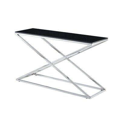 Excel Rectangle Console Table