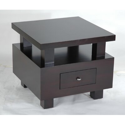 Allan Copley Designs Lexington End Table