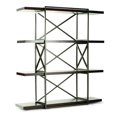Allan Copley Designs Snowmass 4 Shelf Bookcase
