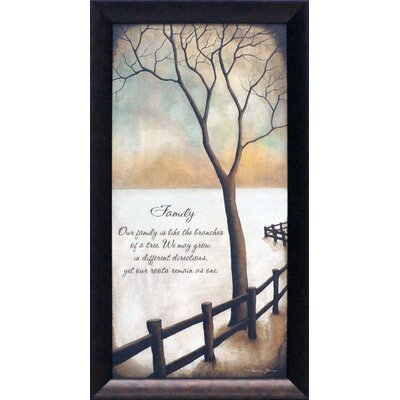 Artistic Reflections Family Framed Art