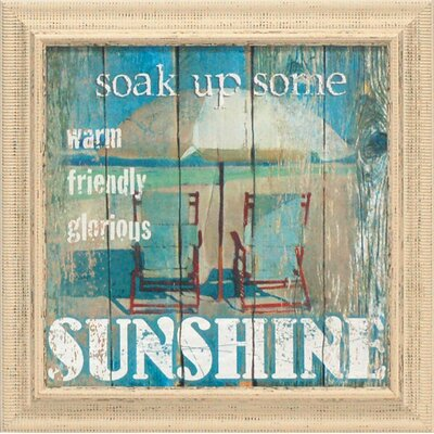 Sunshine Framed Art