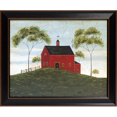 Artistic Reflections Brandon Barn Framed Art