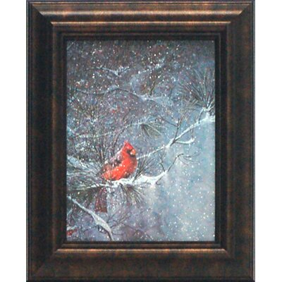 Winter Friends Framed Art
