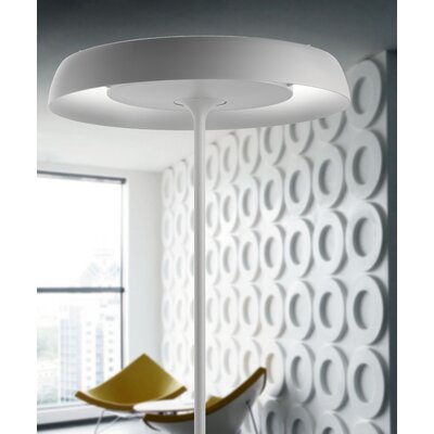 LUXIT Roundlight Floor Lamp