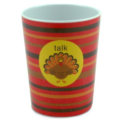 Talk Turkey Dinnerware Set-Talk Turkey Cup