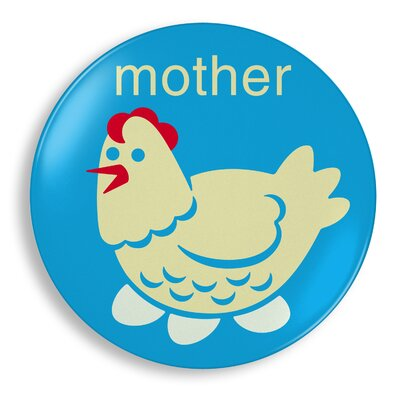 Jane Jenni Mother Hen Plate
