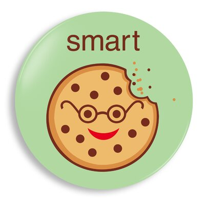 Jane Jenni Smart Cookie Plate