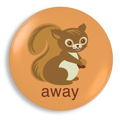 Jane Jenni Squirrel Away Plate