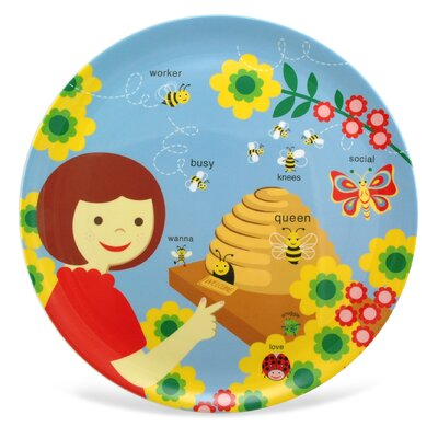 Jane Jenni Inc. Beehive Platter