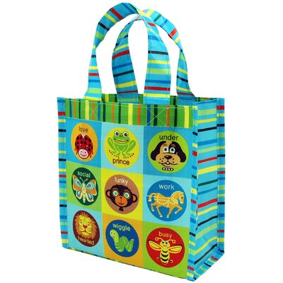 Critter Animal / Insect Mini Tote (Set of 2)