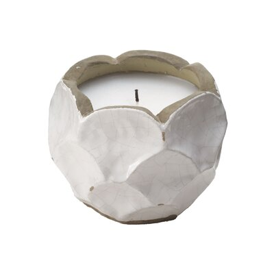 Lazy Susan USA Blossom Candle