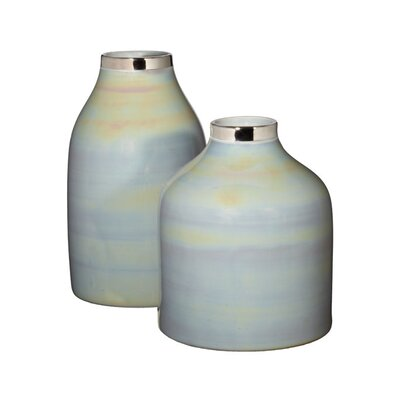 Lazy Susan USA Pearlized Jug 2 Piece Set