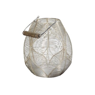 Lazy Susan USA Wire Palm Basket