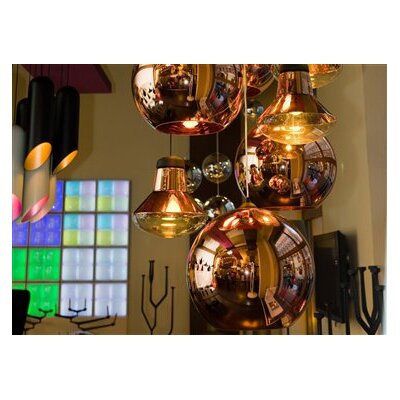Tom Dixon Copper Pendant