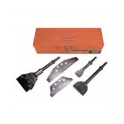 General Equipment Coating Removal Tool Kit for MDF35