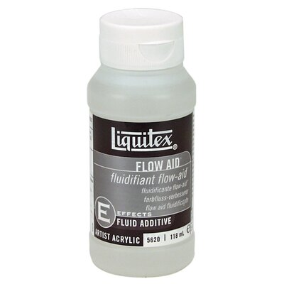 Liquitex Flow Aid Effects Bottle