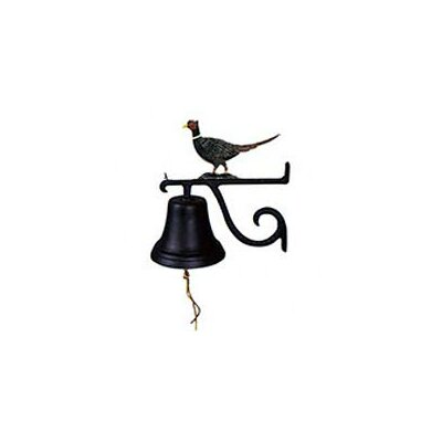 Montague Metal Products Inc. Cast Pheasant Bell