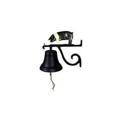 Montague Metal Products Inc. Cast Pig Bell