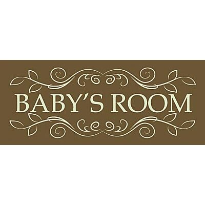 Baby's Room Kids Canvas
