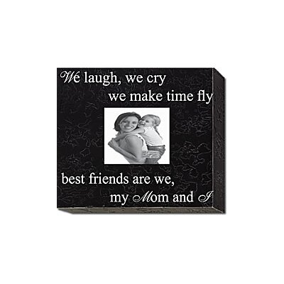 Forest Creations We Laugh, We Cry We Make Time Fly... Home Frame