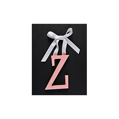Forest Creations Hanging Letter Z