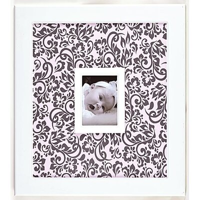 Forest Creations Floral Double Picture Frame