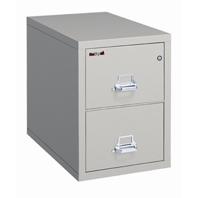 FireKing 2-Drawer Legal Protection File
