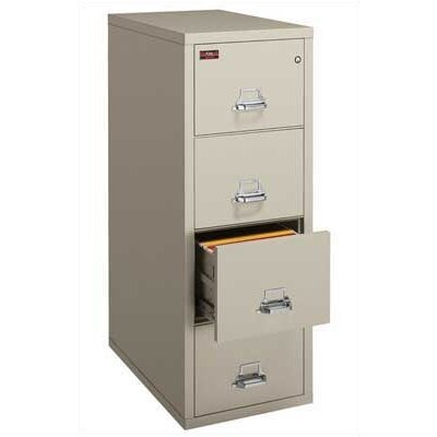 Fire King Three-Drawer Legal Protection Plus Safe-In-A-File