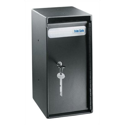 FireKing Key Operated Lock Gary Trim Safe