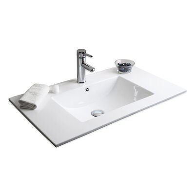IMG Flair Rectangle Sink