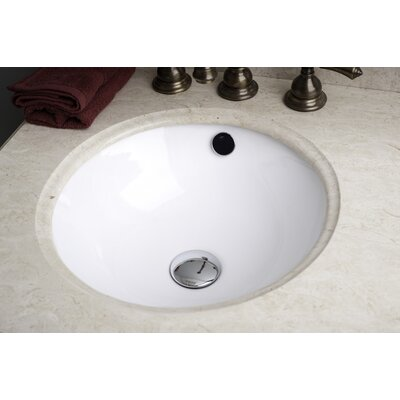 Undermount Bathroom Sink : IMG Round Undermount Bathroom Sink - C1028