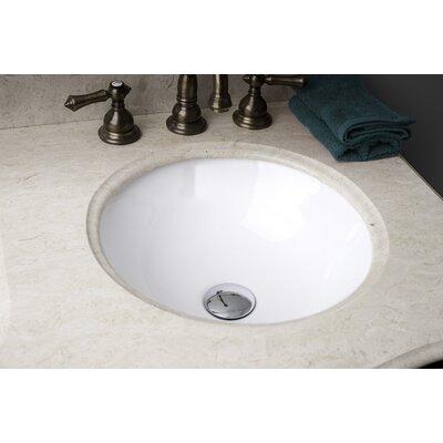 Bathroom Sink Undermount : IMG Undermount Bathroom Sink - C1028-S