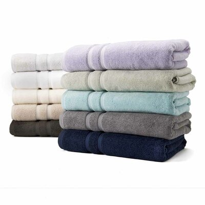 Waterworks Studio Solid Dobby Perennial Bath Sheet