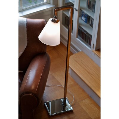 Lummo Clara 1 Light Floor Lamp