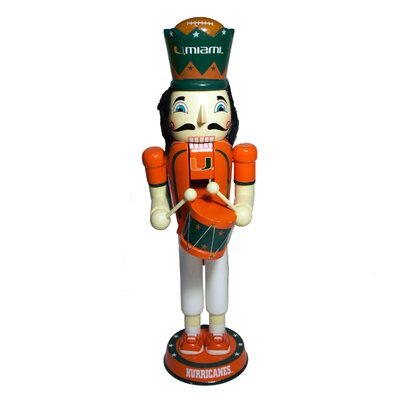 Forever Collectibles NCAA Nutcracker