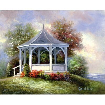 Royal & Langnickel Paint Your Own Masterpiece Gazebo Set