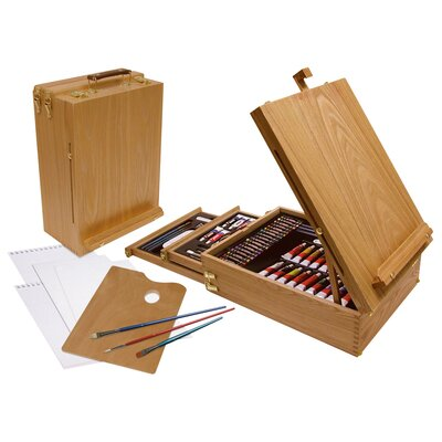 Royal & Langnickel Easel Art 150 Piece All Media Set